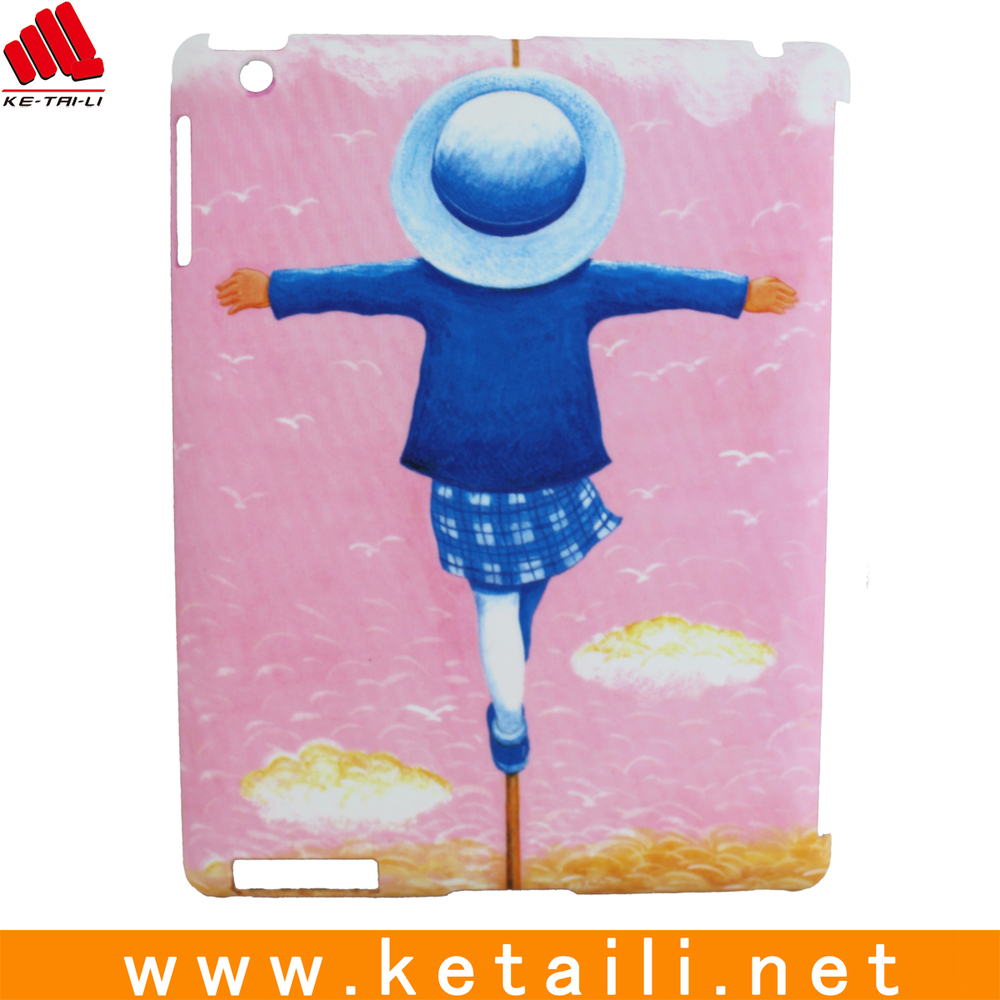 waterproof cute PC case for ipad air supplier