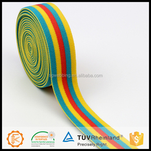 Unique design 20mm colorful custom waist band elastic for underwear