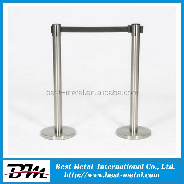 Quality assured wholesale queue line retractable barrier