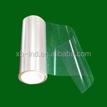 crystal clear plastic rolls, pvc plastic clear sheet
