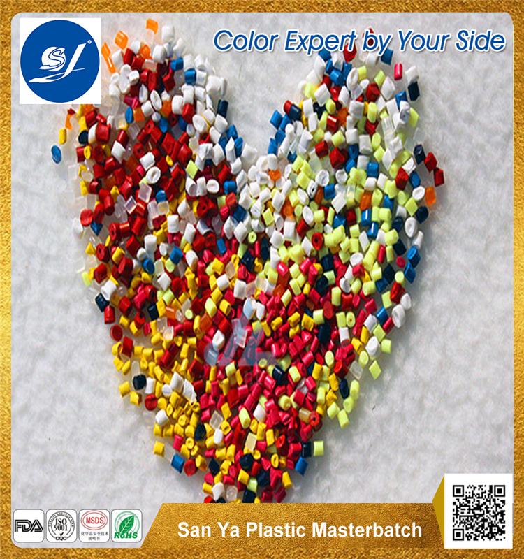 Best Selling pp/pe/abs/pet/pa Plastic Recycle Hdpe Ldpe Masterbatch