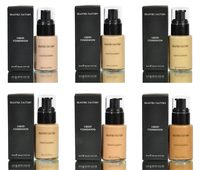 Beauties Factory Makeup Liquid Foundation - 6 Colors Available