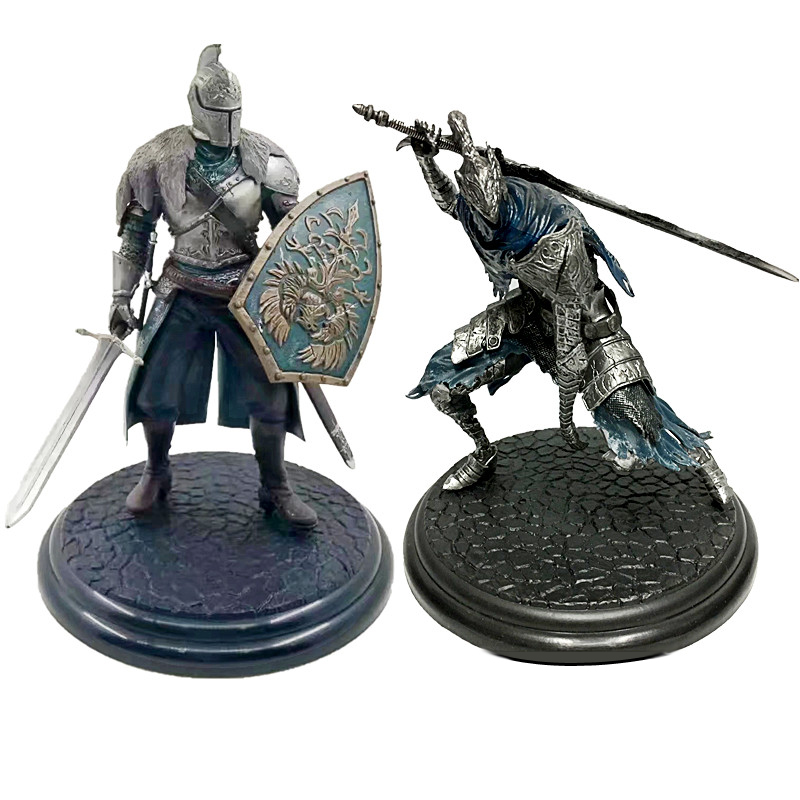 Game Dark Souls Faraam Knight Artorias The Abysswalker PVC Action Figure  Collectible Model Toy 2 Styles (3)