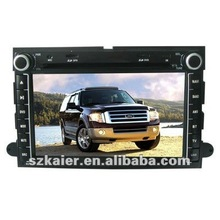 "7"" Car aduio Player for Ford Explorer/Expedition/Mustang with 8CD Virtual/PIP/IPOD/FM/TV/GPS and Arabic"