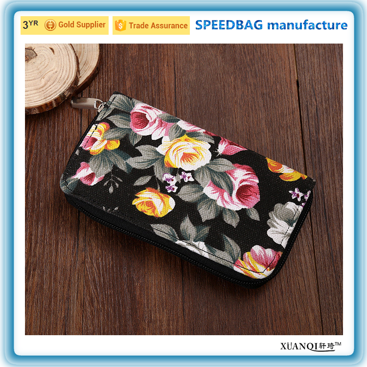 China supplier ladies bag and purse wallet