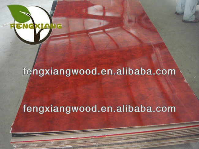 3mm poly coated plywood/aircraft plywood supplier