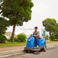 mini sweeper truck with good performance
