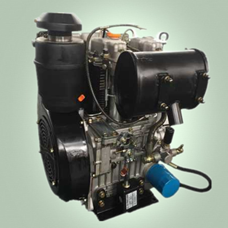 Hot china products wholesale air cooled diesel engine,vertical shaft diesel engine,v twin diesel engine,2-cylinder 4 stroke dies