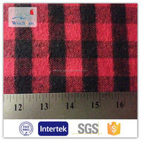 Cotton flannel 2016 new design 150gsm 100% cotton flannel fabric for baby bedding sets