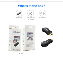 Miradisplay Wifi Display Miracast Smart TV Dongle support IOS /Mac/window/android system