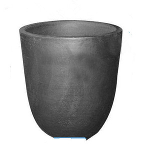 high quality high temperature cast iron crucible