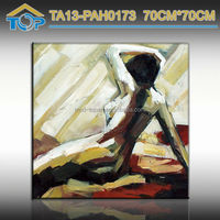 Wholesale Nude Kids Oil Painting