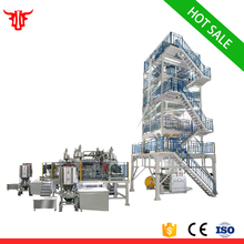 PO coated greenhouse film blowing machine for farm