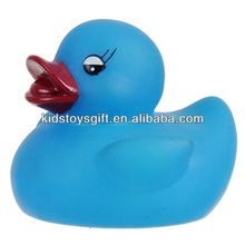 mini rubber kids floating bathroom duck toy/bulk cheaper duck toy