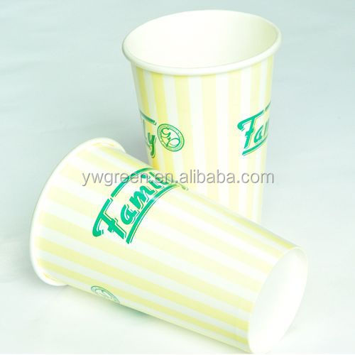 cheap paper cup 32oz cold drinking paper cup paper chips cups