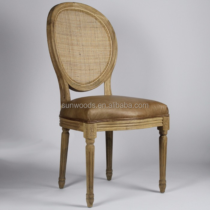 <strong>Antique</strong> wooden cane carved back hand chairs