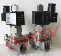 2/2way direct acting normally open water solenoid valve 24v