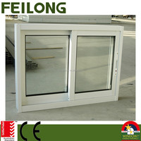 Residential Small Aluminum Silding Windows With AS2047 Certification