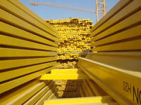 Manufacture H20 Wood Pine Beam For Formwork