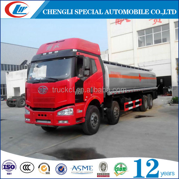 truck aluminum fuel tanks 8000 liters 10000 liters carbon steel fuel truck 4 axles stainless steel fuel tanker truck