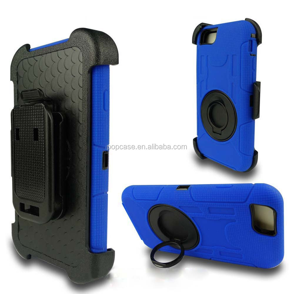 Belt Clip Stand Slide Belt Clip Holster Case Mobile Phone Back Cover Skin for iphone 6s