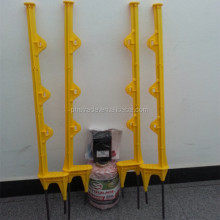 fiber glass reinforced plastic FRP farm fence post