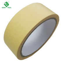 Specialty Withstand High Temperature 180C Automotive Masking Tape