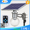 Wall Mounted Pole Mounted Solar LED