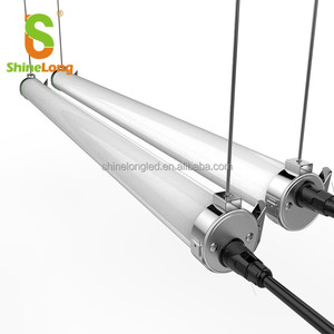 1500mm 50w circular IP69K led tri-proof zoo tube light
