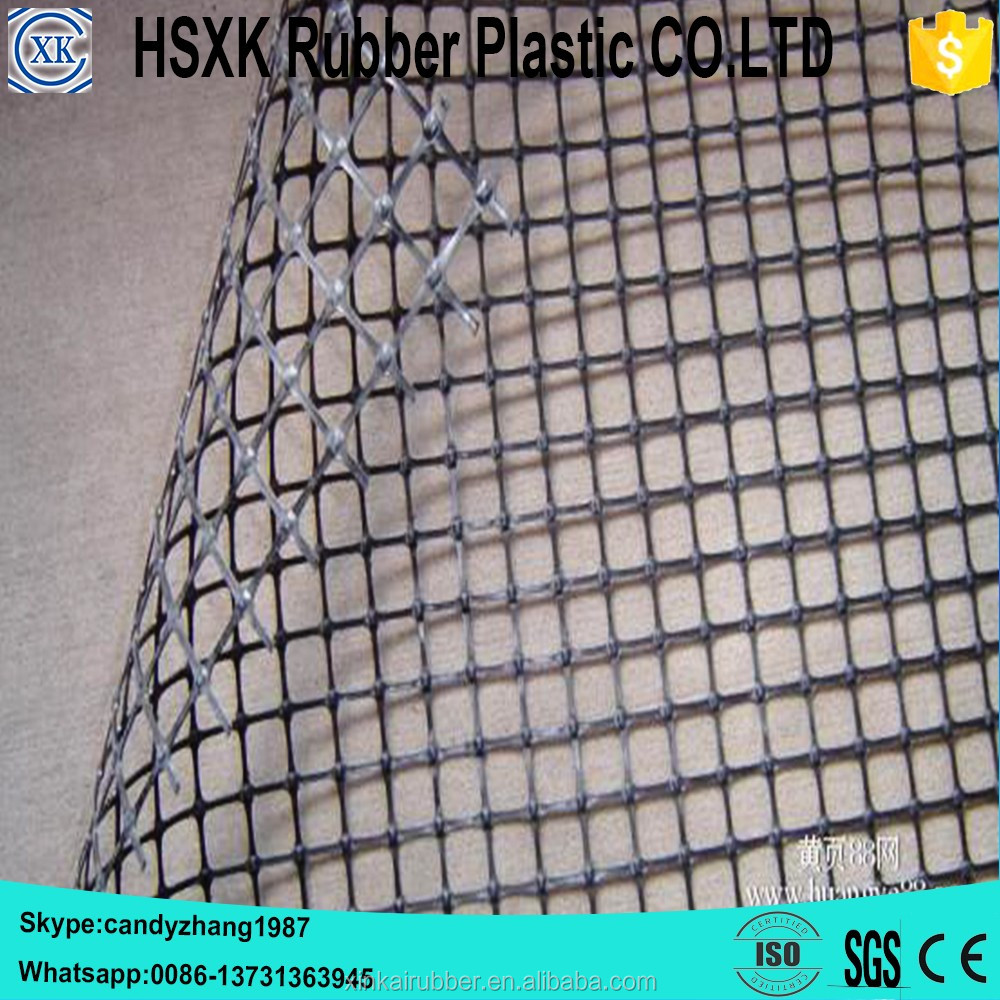 soil stabilization and reinforcement polypropylene soil stabilizer geogrid