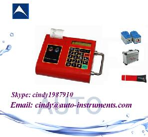 2014 hot sale Portable Ultrasonic Flowmeter /industry water flow meter