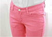 skinny slim new fashion casual & comfortable lycra cottongirl sexy jeans