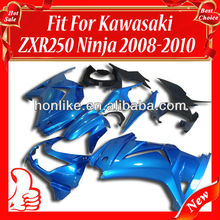 Fairings for KAWASAKI Ninja 250R EX 250 2008 2009 2010 2011 EX250 ZX250R 08 09 10 11 ABS Plastic Injection Mould