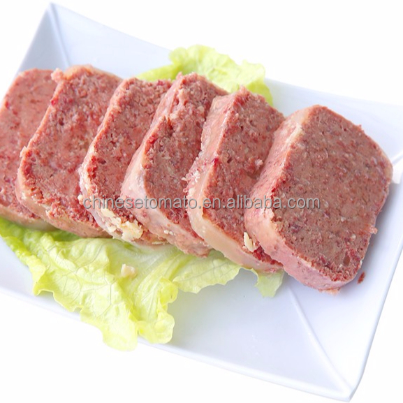 High Quality 340g Canned Corned Beef Luncheon Meat with Competitive Price