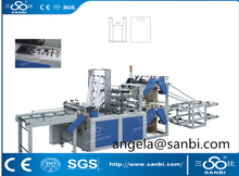 High Speed Eight Lines Plastic Shopping Bag Making Machine for Sale