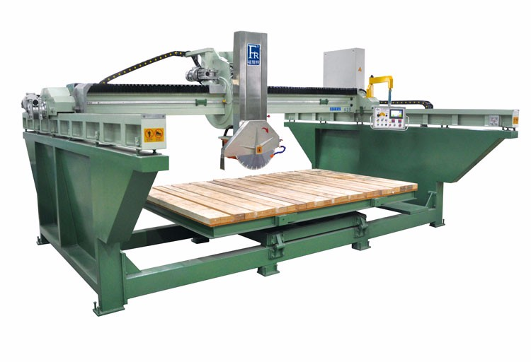 Rotating Bridge Stone Saw For Tile and slab