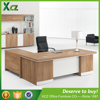 Newest design high quality executive wooden office desk