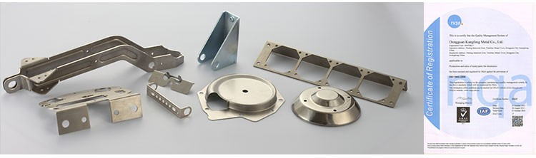 Custom-made metal adjustable bearing slider brackets