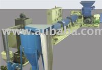 GRANULE RECYCLING MACHINES