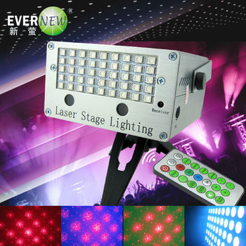 Used Professional disco decoration Laser Stage Lighting for sale