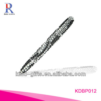Hot Sale Bling Rhinestone Calligraphy Pen With Crystal China Factory