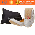 nice style rubber sole ladies shoes and matching bags