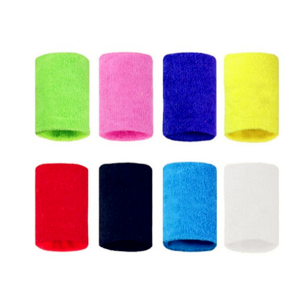 2015 High Quality Hand Wrist Support/ Knitted Wrist Support/ Sports Cotton Sweatbands