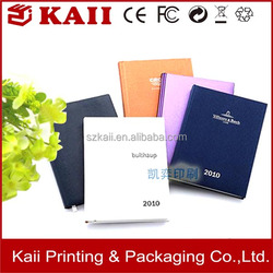 hot selling blank paper notebook cheap bulk with low price