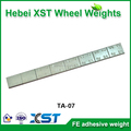 1/2 oz steel zinc coated stick-on wheel weights balancing