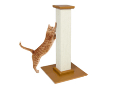 Free sample if we have in our showroom golden supplier provided high quality cat scratcher