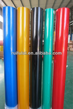 Advertisement grade RFL3100 PET high quality reflective sheeting