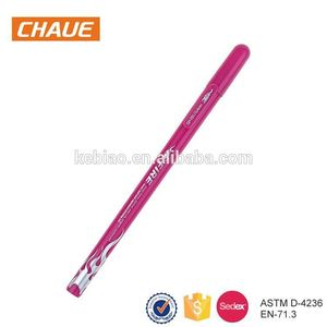 2018 Factory sale school office cheap plastic gel ink pen