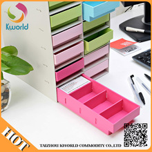 Extravagant plastic a4 storage drawer