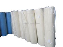 Customized recyclable agriculture use 100% pp spunbonded non woven chemical fibre raw material rolls for health care
